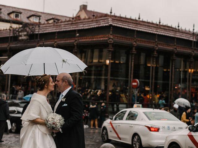 La boda de Miguel y Clara en Las Rozas De Madrid, Madrid 90
