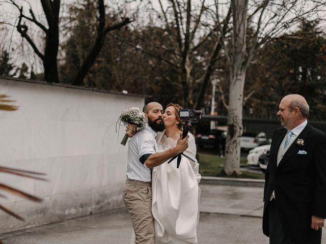 La boda de Miguel y Clara en Las Rozas De Madrid, Madrid 97