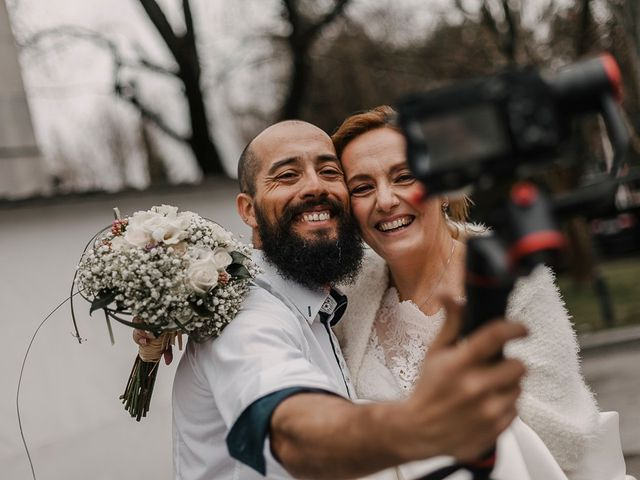 La boda de Miguel y Clara en Las Rozas De Madrid, Madrid 99