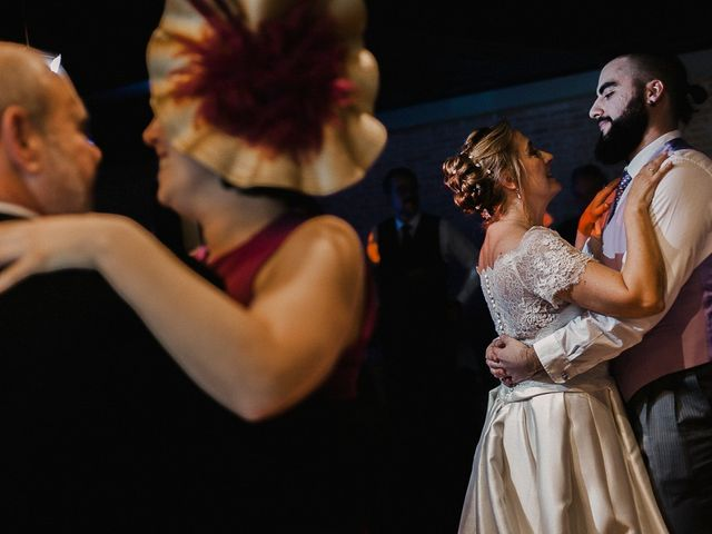 La boda de Miguel y Clara en Las Rozas De Madrid, Madrid 117