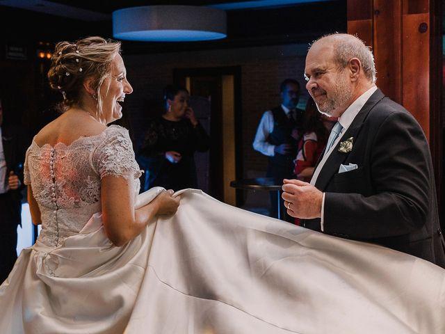 La boda de Miguel y Clara en Las Rozas De Madrid, Madrid 128