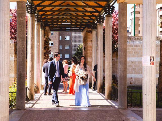 La boda de Pedro y Cristina en Pozal De Gallinas, Valladolid 5
