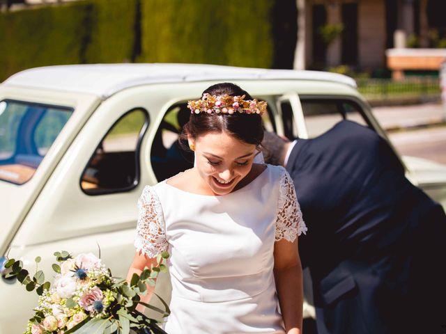 La boda de Pedro y Cristina en Pozal De Gallinas, Valladolid 12