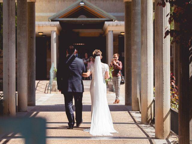 La boda de Pedro y Cristina en Pozal De Gallinas, Valladolid 13