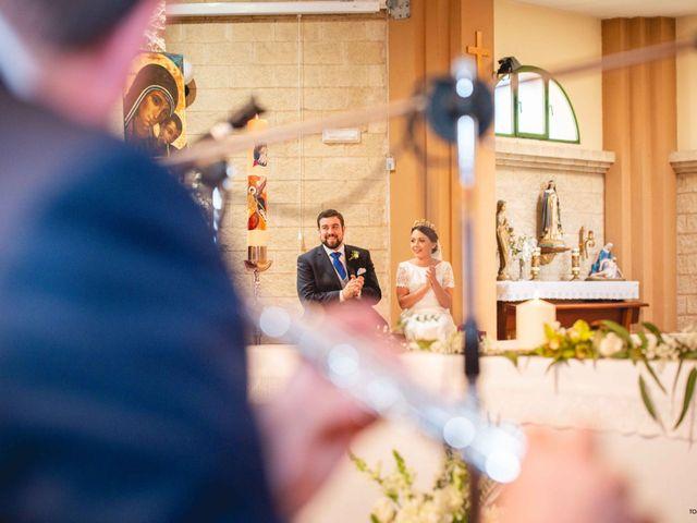 La boda de Pedro y Cristina en Pozal De Gallinas, Valladolid 20