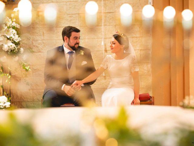 La boda de Pedro y Cristina en Pozal De Gallinas, Valladolid 24