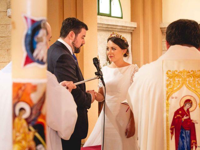 La boda de Pedro y Cristina en Pozal De Gallinas, Valladolid 26