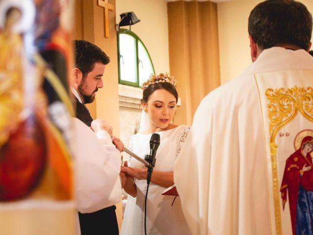 La boda de Pedro y Cristina en Pozal De Gallinas, Valladolid 27
