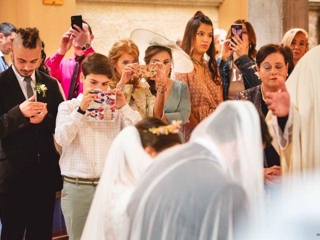 La boda de Pedro y Cristina en Pozal De Gallinas, Valladolid 29
