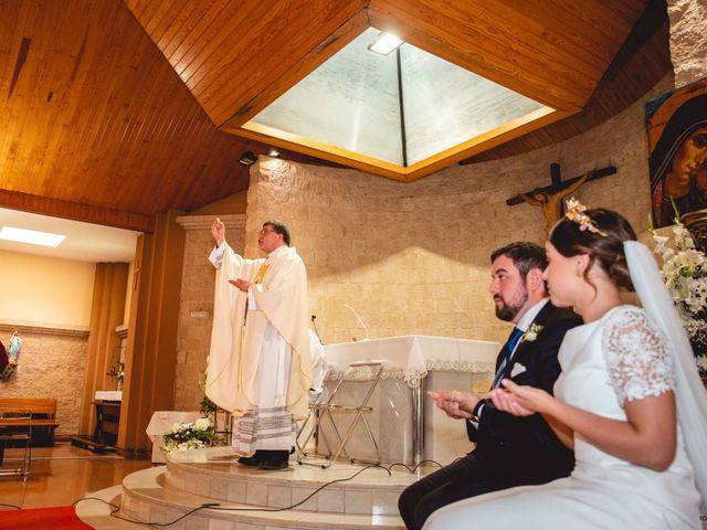 La boda de Pedro y Cristina en Pozal De Gallinas, Valladolid 33