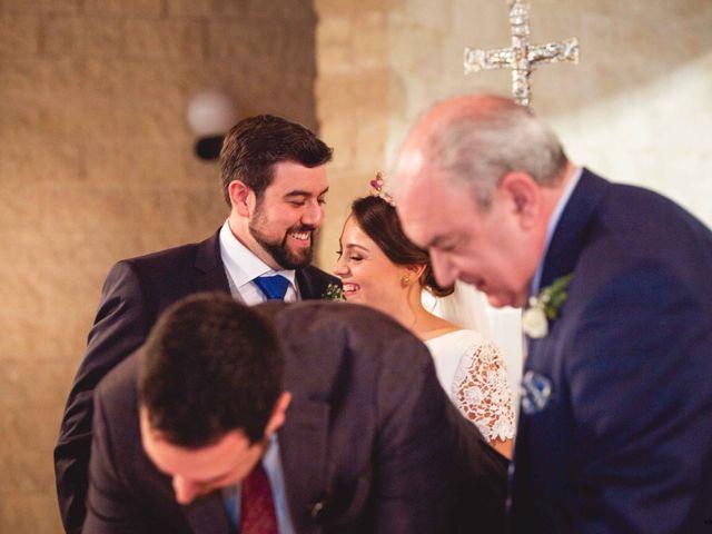 La boda de Pedro y Cristina en Pozal De Gallinas, Valladolid 35