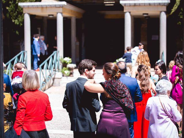 La boda de Pedro y Cristina en Pozal De Gallinas, Valladolid 41