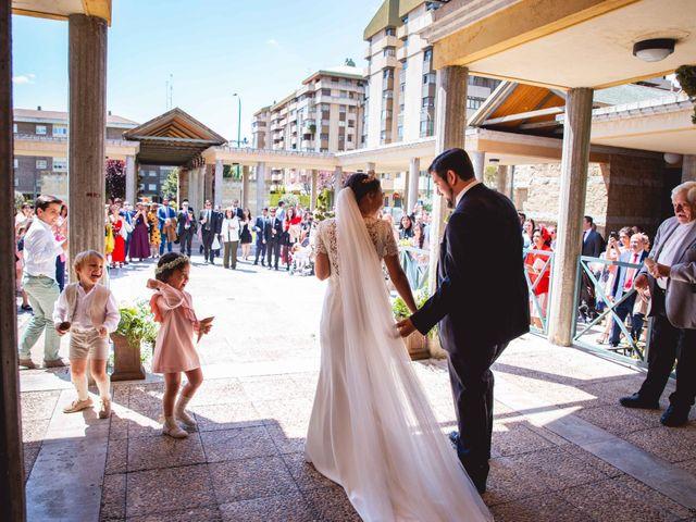 La boda de Pedro y Cristina en Pozal De Gallinas, Valladolid 42