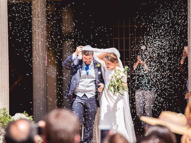 La boda de Pedro y Cristina en Pozal De Gallinas, Valladolid 43