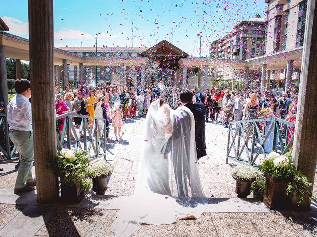 La boda de Pedro y Cristina en Pozal De Gallinas, Valladolid 44