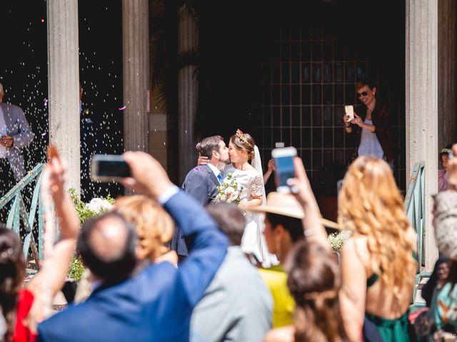 La boda de Pedro y Cristina en Pozal De Gallinas, Valladolid 45