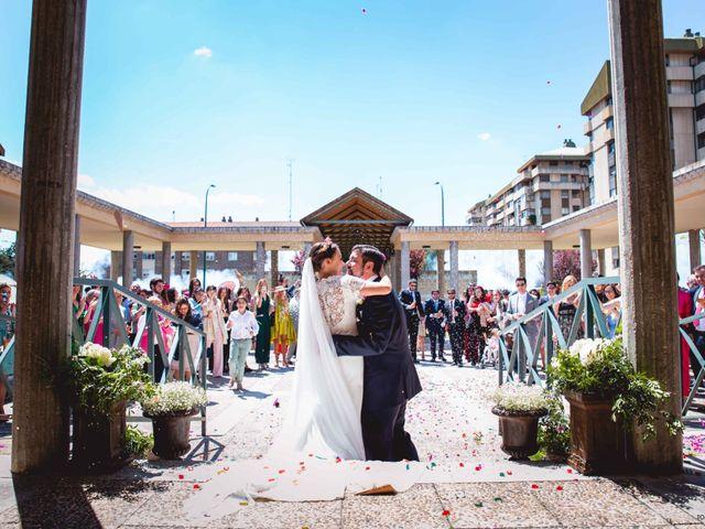 La boda de Pedro y Cristina en Pozal De Gallinas, Valladolid 46