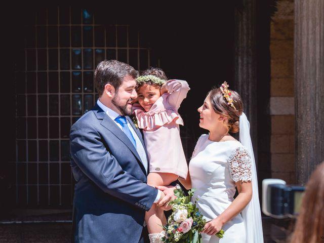 La boda de Pedro y Cristina en Pozal De Gallinas, Valladolid 47