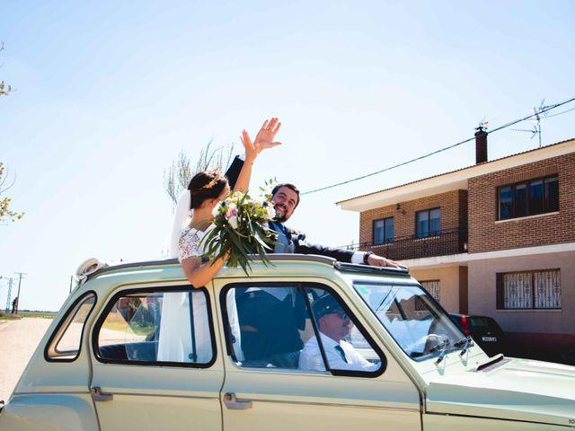 La boda de Pedro y Cristina en Pozal De Gallinas, Valladolid 56