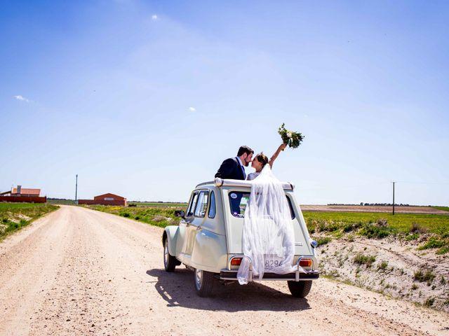 La boda de Pedro y Cristina en Pozal De Gallinas, Valladolid 1