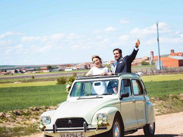 La boda de Pedro y Cristina en Pozal De Gallinas, Valladolid 57
