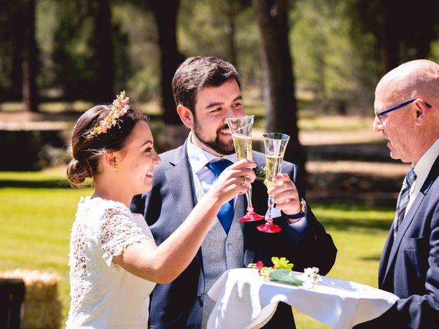 La boda de Pedro y Cristina en Pozal De Gallinas, Valladolid 61