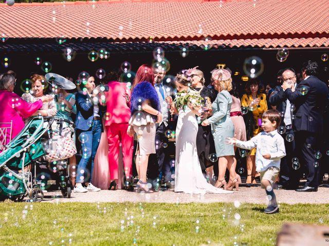 La boda de Pedro y Cristina en Pozal De Gallinas, Valladolid 62