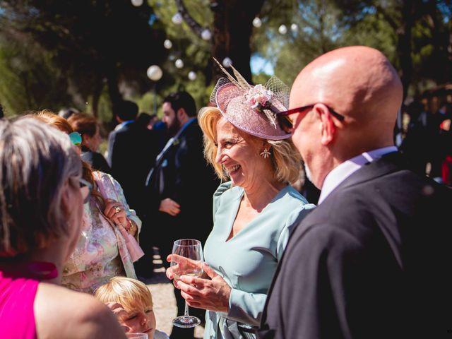 La boda de Pedro y Cristina en Pozal De Gallinas, Valladolid 67