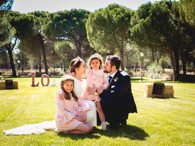 La boda de Pedro y Cristina en Pozal De Gallinas, Valladolid 71