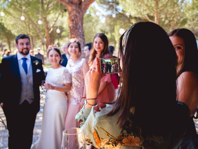 La boda de Pedro y Cristina en Pozal De Gallinas, Valladolid 73