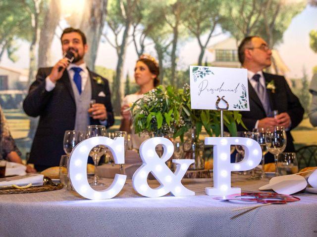 La boda de Pedro y Cristina en Pozal De Gallinas, Valladolid 76