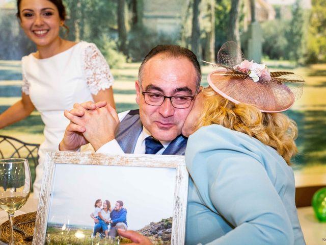 La boda de Pedro y Cristina en Pozal De Gallinas, Valladolid 78