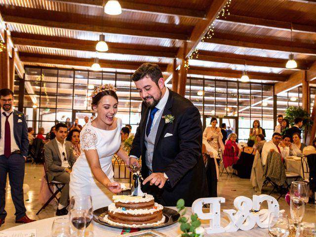 La boda de Pedro y Cristina en Pozal De Gallinas, Valladolid 81