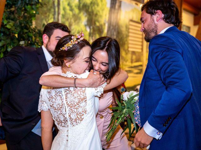 La boda de Pedro y Cristina en Pozal De Gallinas, Valladolid 84