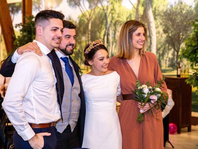 La boda de Pedro y Cristina en Pozal De Gallinas, Valladolid 86