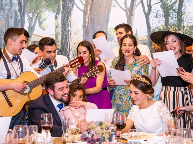 La boda de Pedro y Cristina en Pozal De Gallinas, Valladolid 87