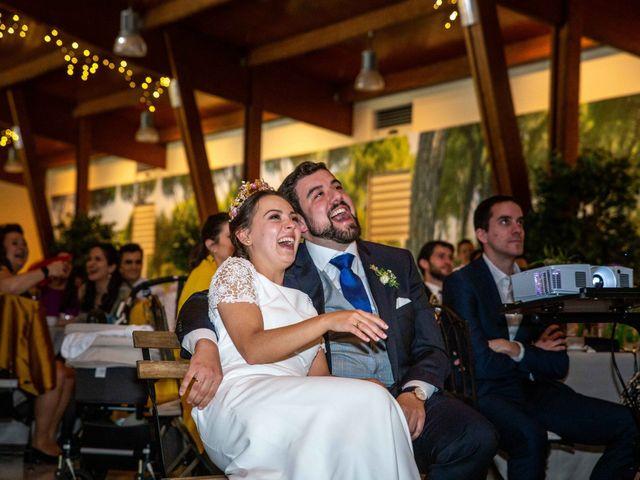 La boda de Pedro y Cristina en Pozal De Gallinas, Valladolid 88
