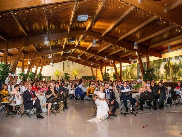La boda de Pedro y Cristina en Pozal De Gallinas, Valladolid 89