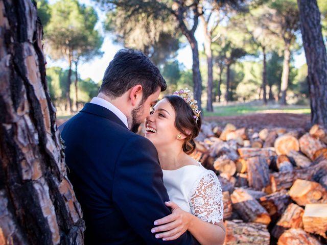 La boda de Pedro y Cristina en Pozal De Gallinas, Valladolid 90