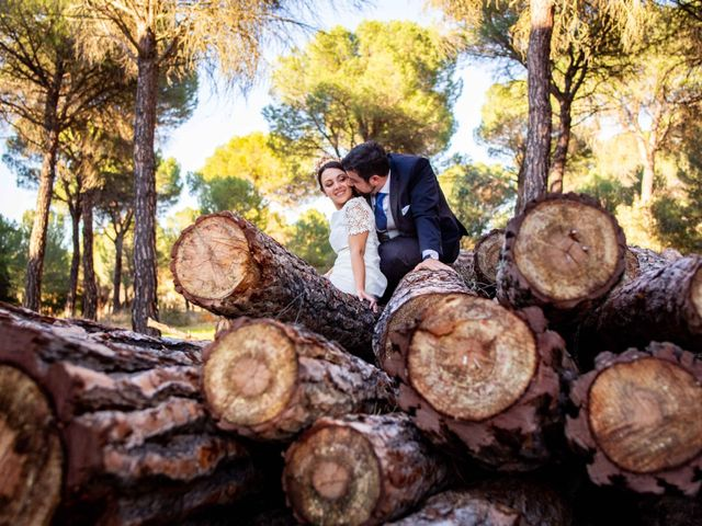 La boda de Pedro y Cristina en Pozal De Gallinas, Valladolid 91