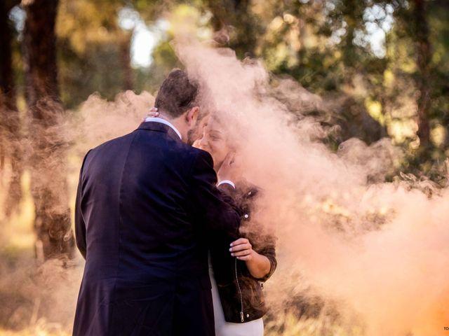 La boda de Pedro y Cristina en Pozal De Gallinas, Valladolid 2