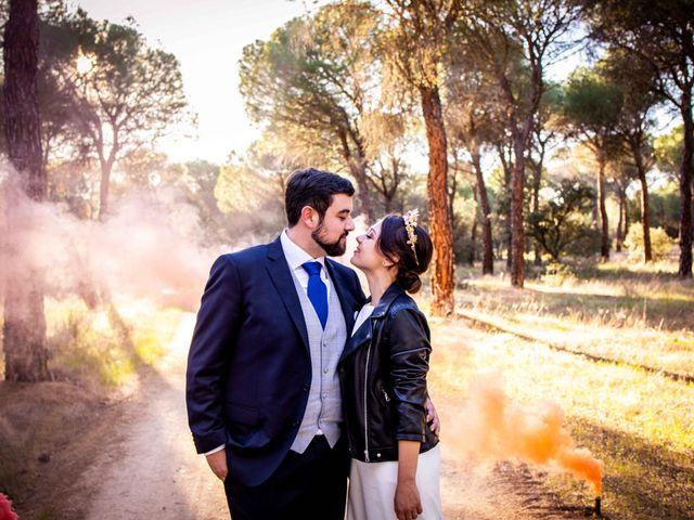 La boda de Pedro y Cristina en Pozal De Gallinas, Valladolid 94