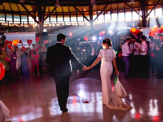 La boda de Pedro y Cristina en Pozal De Gallinas, Valladolid 98