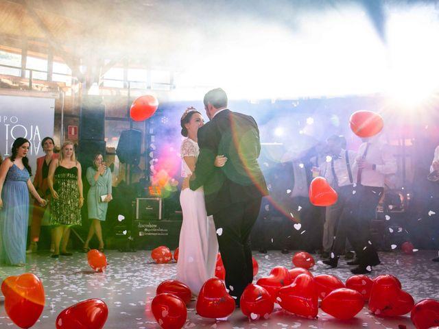 La boda de Pedro y Cristina en Pozal De Gallinas, Valladolid 105