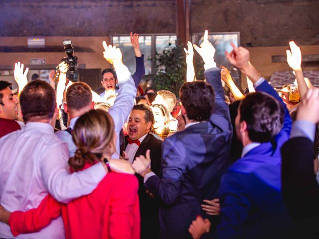 La boda de Pedro y Cristina en Pozal De Gallinas, Valladolid 107