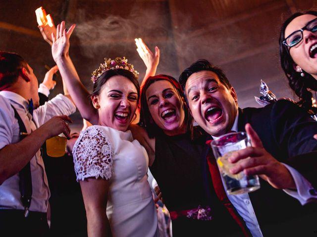 La boda de Pedro y Cristina en Pozal De Gallinas, Valladolid 109