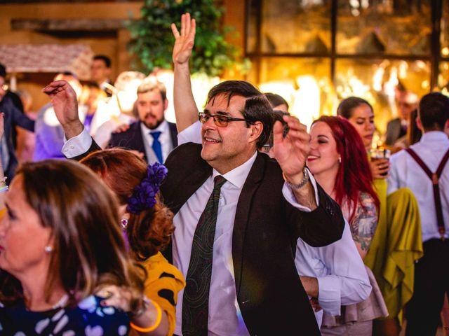 La boda de Pedro y Cristina en Pozal De Gallinas, Valladolid 115