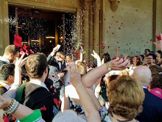 La boda de Inés y Salva