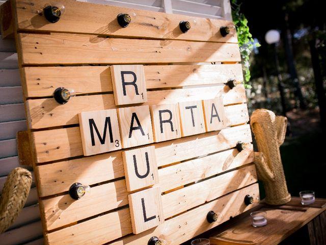 La boda de Marta y Raúl en Chiva, Valencia 1