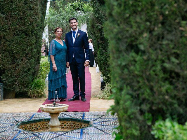 La boda de David y Paula en Montequinto, Sevilla 11